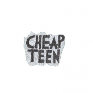 CHEAP TEEN LOGO